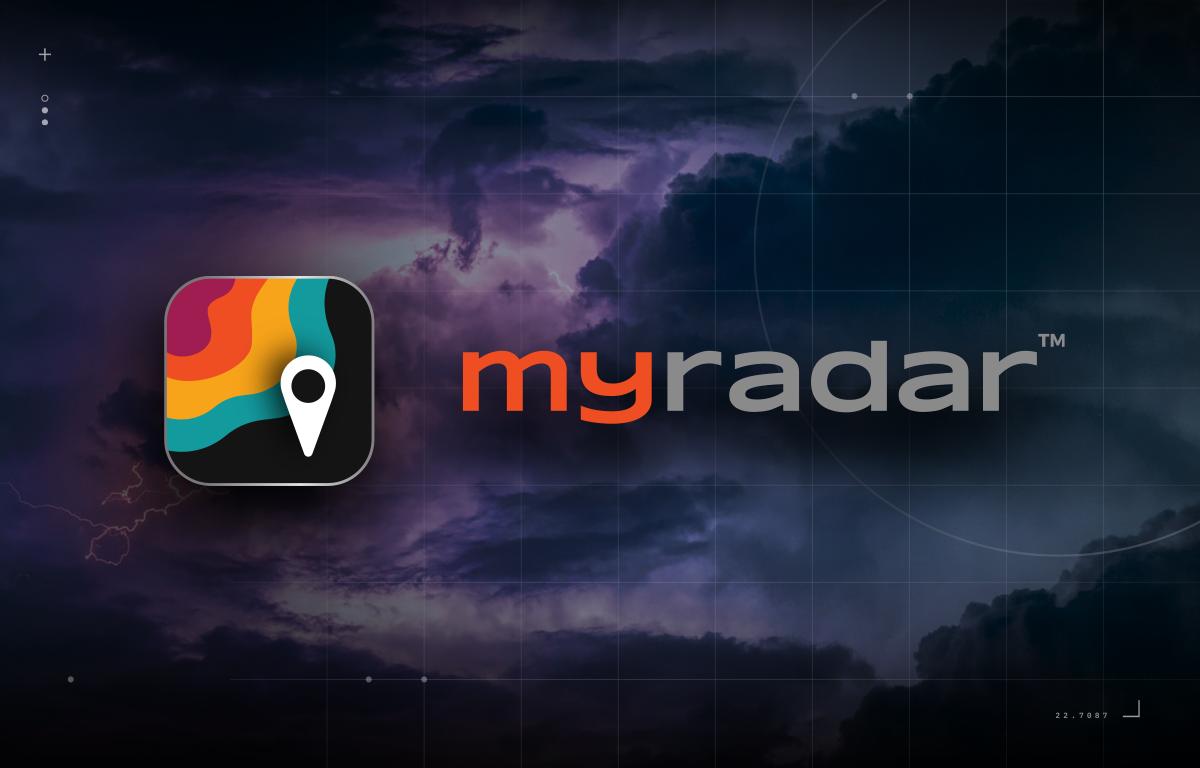 myradar app widget